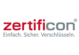 Logo des Sponsoren Zertificon