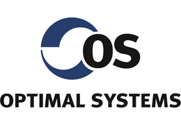 Logo des Goldsponsoren Optimal Systems